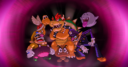 Underlit SMB Meanies by Balthazar321