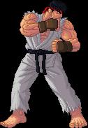 SF5 Ryu by Balthazar321