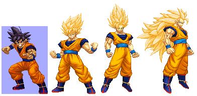 Gokus by Balthazar321