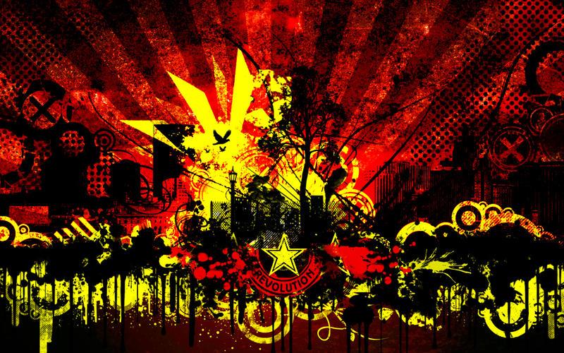 The Urban Revolution by ReaperXXIV
