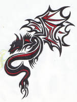 The Dragon... by ReaperXXIV