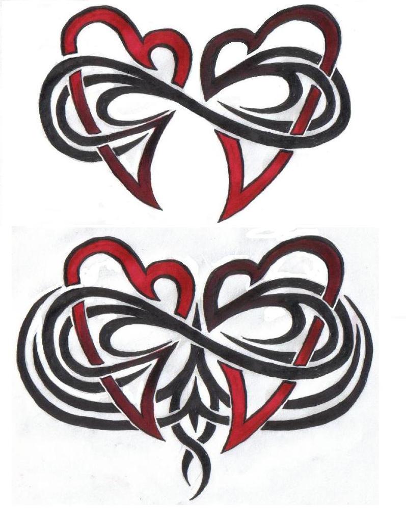 Infinate Hearts By Reaperxxiv On Deviantart