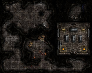 Crypts And Caves by RealMarkP