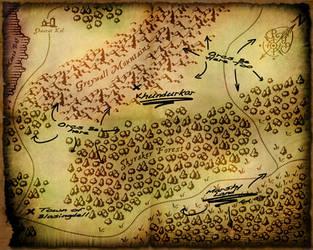 Glitterhame Map by RealMarkP
