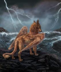 conqueror of the storm
