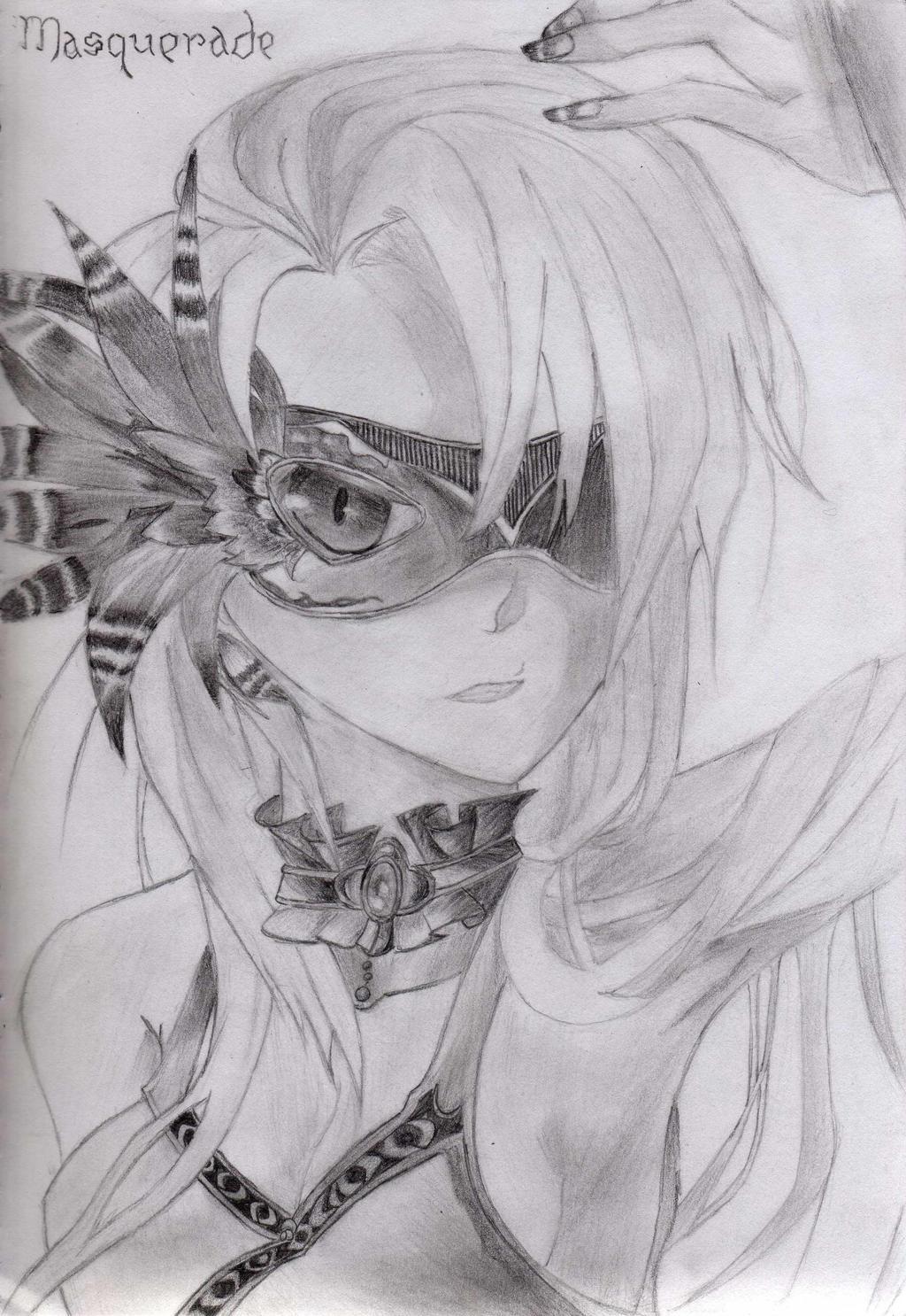 Masquerade By Xerofaezen On DeviantArt