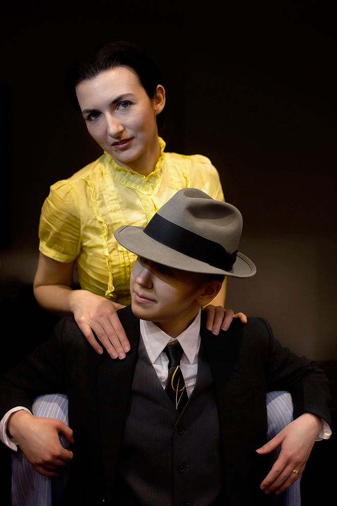 L.A. Noire Cosplay : you be my Clyde... by LadyofRohan87