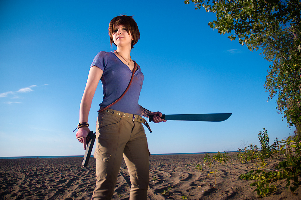 Jason Brody cosplay from Far Cry 3 (Rule 63) by ...