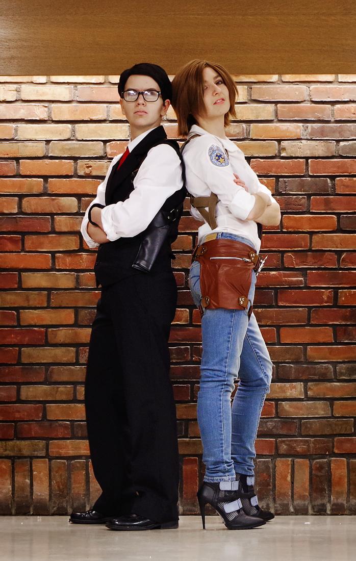 Oda and Kidman by LadyofRohan87