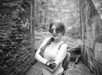 Lara Croft -temple visit