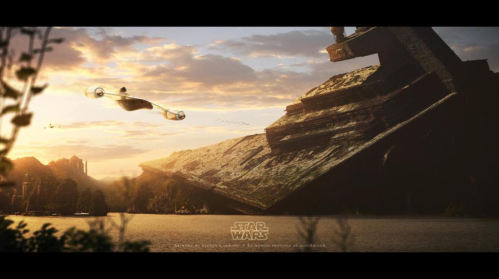 Naboo by StevenCormann