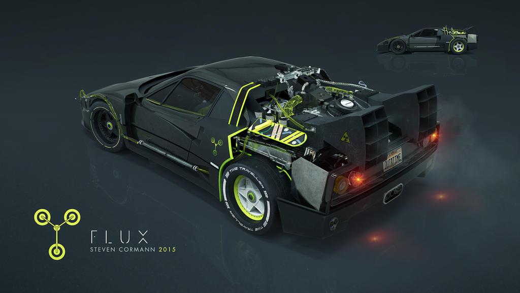 Black to the future by StevenCormann