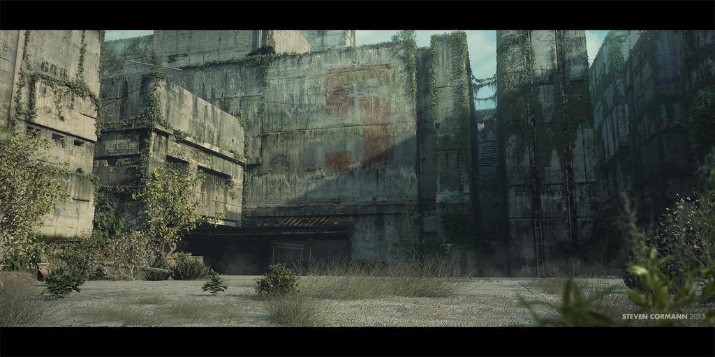 The Maze by StevenCormann