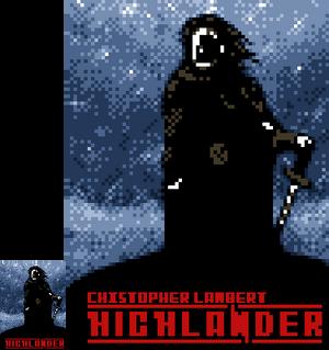Movie Poster Series - Highlander