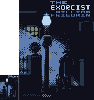 Movie Poster Series - The Exorcist