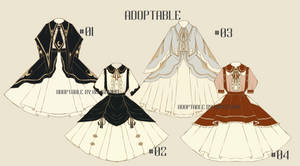 [closed] Adoptable cute Lolita collection