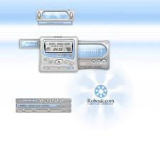 DMP - Digtal Mini-Player by robouk