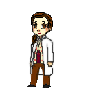 Molly Hooper Shimeji by Kataraang0