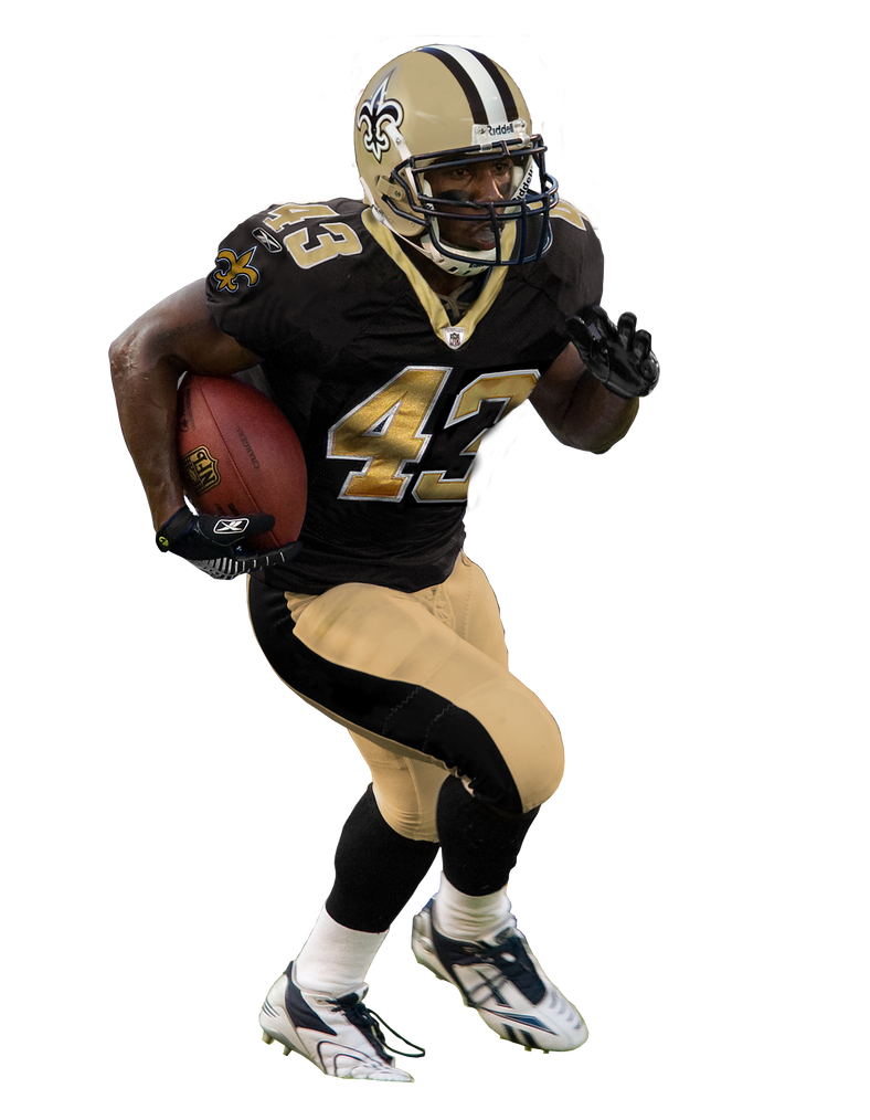 Darren Sproles Cutout by Djray1985