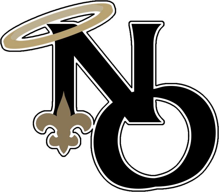 New Orleans Saints Alt logo by Djray1985 on DeviantArt