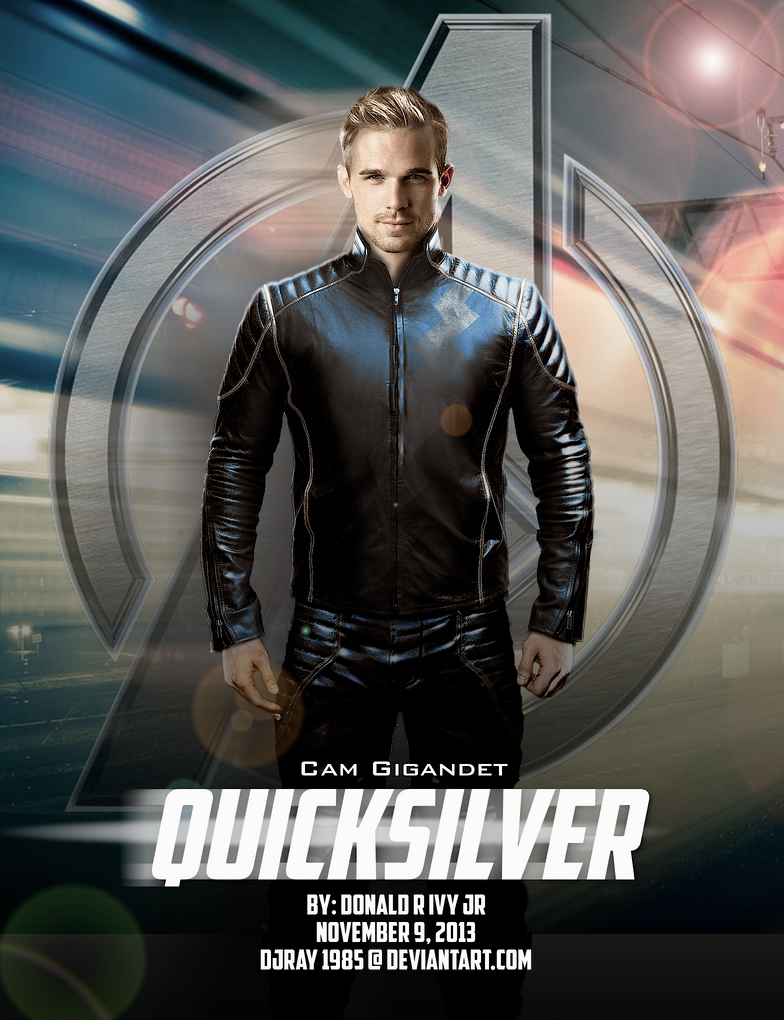 marvel film quicksilver
