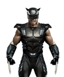 Wolverine Weapon X png