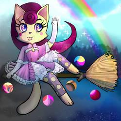 Witch Cat Alex