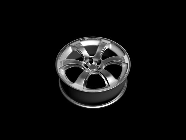 Tire Rim by Holly-Spirit