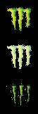 Monster Start Button by wiigamer-not