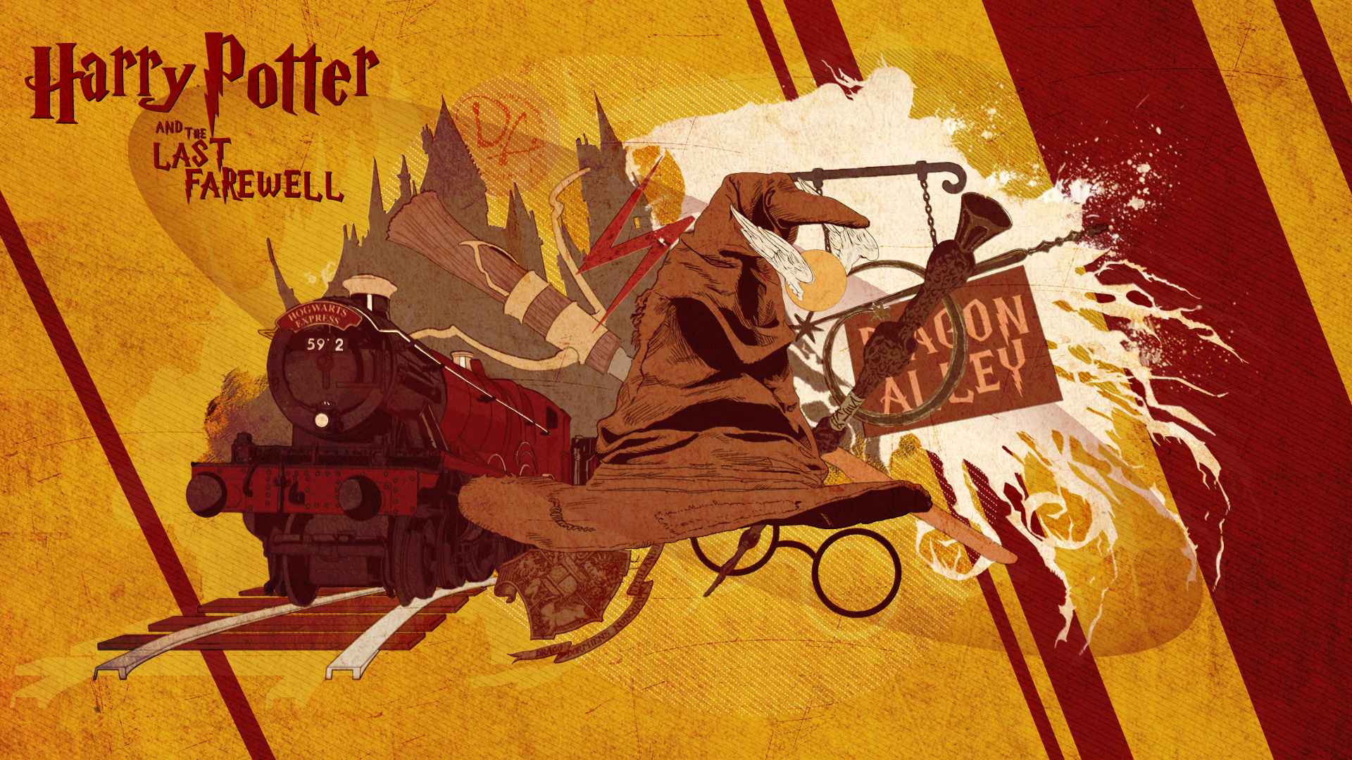 Popular Wallpaper Harry Potter Artistic - harry_potter_farewell_by_ikaash-d425fy7  Pictures_457521.jpg