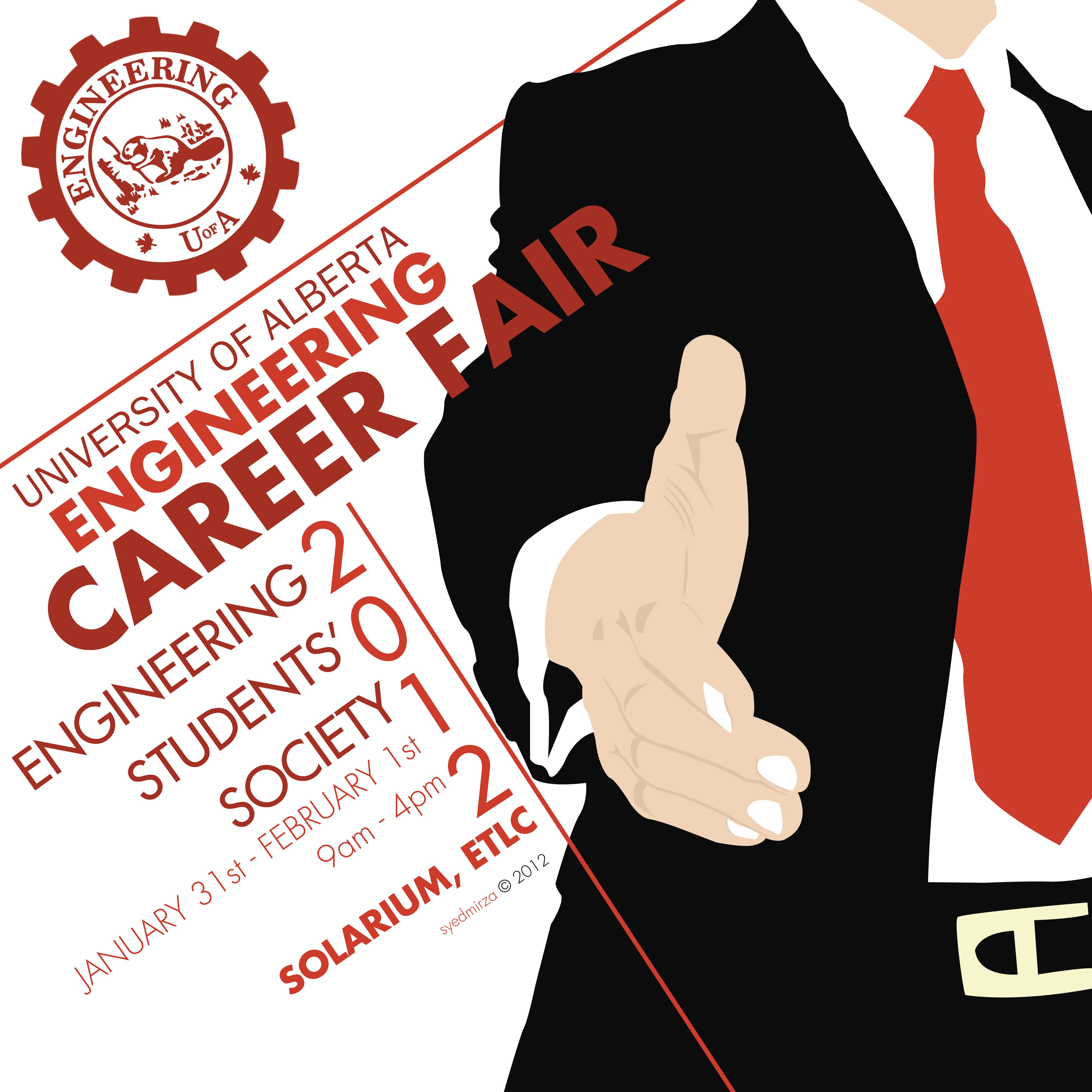 Blue apron job fair - Career Fair Poster By Ikaash On Deviantart