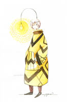 Portable light by Yuyuun