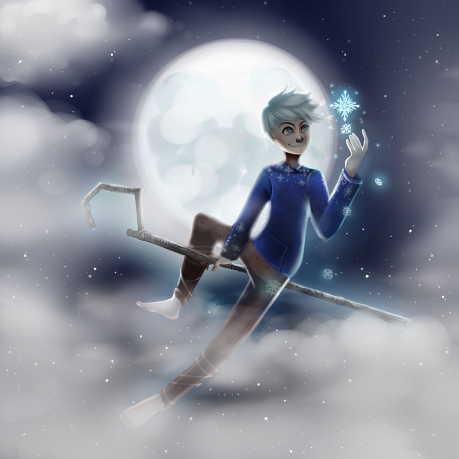 Jack Frost By Ioioz On Deviantart