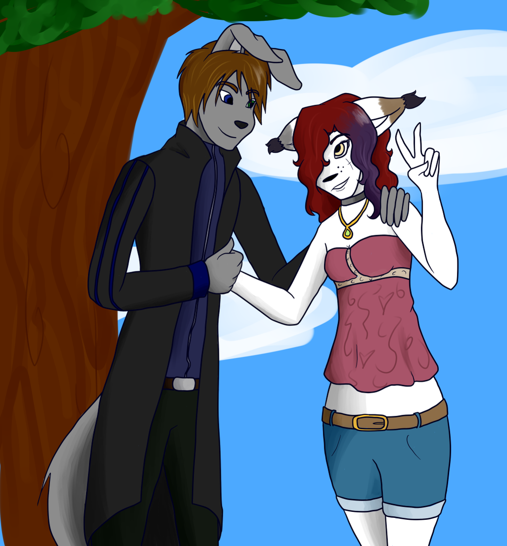 :request: pose for the camera by SilverJinxx