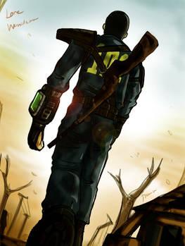 Fallout 3 Lone wanderer