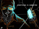 Aiden Pearce / Watch Dogs
