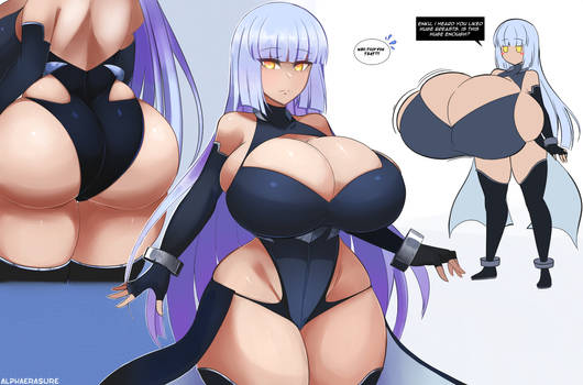 3d art breast expansion