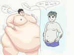 Magic fat mirror part 3