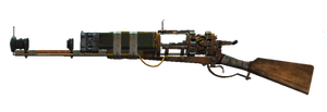 Gaming Armory: Laser Musket