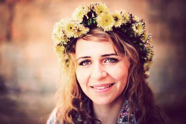 Flower Portrait by smusta
