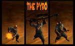 The Pyro- Team Fortress 2