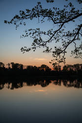 Lake Sunset 01