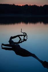 Lake Sunset 02