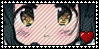 Japan Nyotalia stamp by Akanes-Stamps