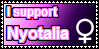 Nyotalia FTW by Akanes-Stamps