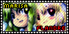 Marisa x Flandre stamp by Akanes-Stamps