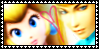 SamusxPeach stamp by Akanes-Stamps