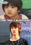 yoogeun and minho appa ... no difference !