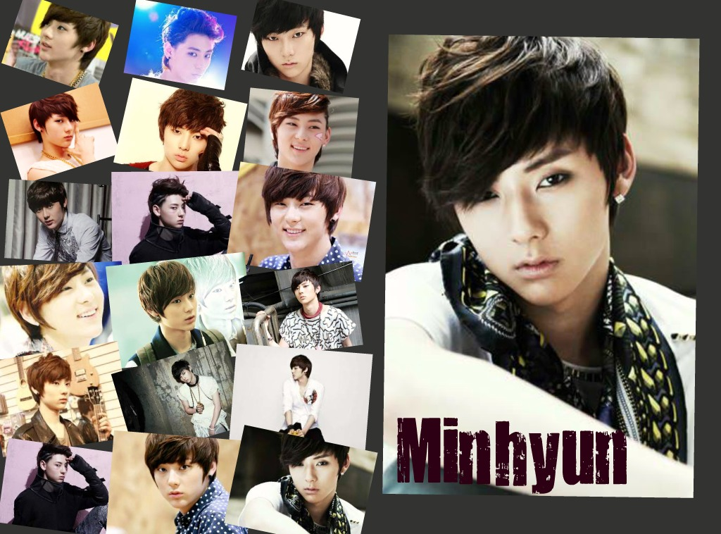 Minhyun Collage by AndyAndreutZZa