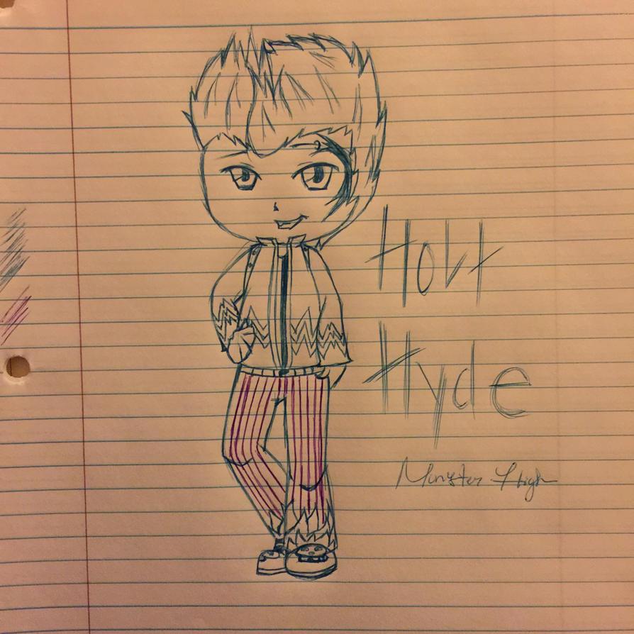 Holt DJ Hyde by GrimmjowRockstar